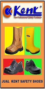 Jual Kent Safety Shoes