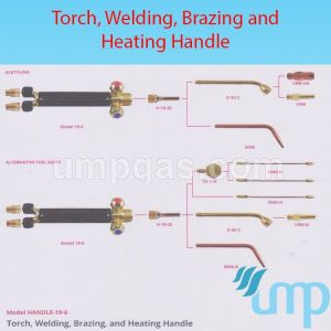 Model HANDLE-19-6 Torch, Welding, Brazing and Heating Handle