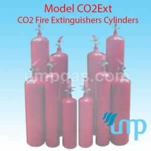 CO2-Fire Extinguishers Cylinders