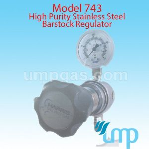 REGULATOR GAS Harris - Model 743