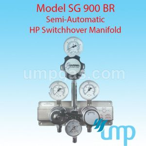 Semi-Automatic HP Switchover Manifold-SG 900 BR
