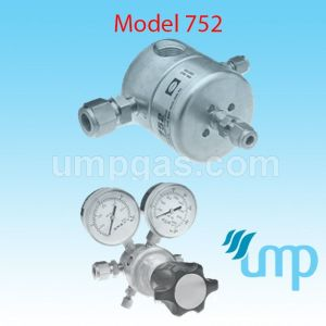 REGULATOR GAS Harris - Model 752