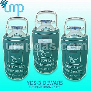 Jual Container YDS-3 for Liquid Nitrogen