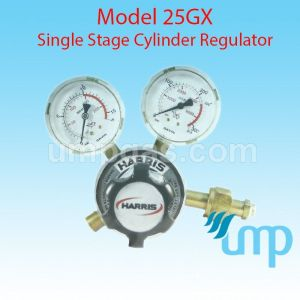 JUAL Regulator Single Stage Cylinder - Model 25GX