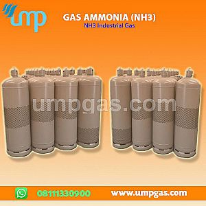 Jual Gas Ammonia (NH3)
