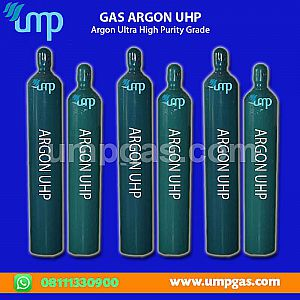 Distributor Gas Argon (Ar) HP & UHP