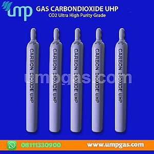 Distributor Gas Carbon Dioxide (CO2) HP & UHP